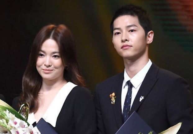 Song Hye Kyo Responds to Divorce