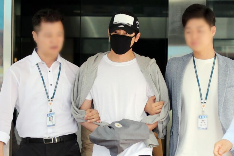 Kang Ji Hwan's sexual assault victims