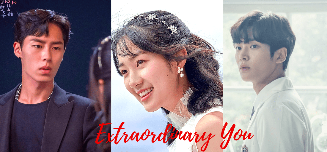 Extraordinary You Episode 13-14