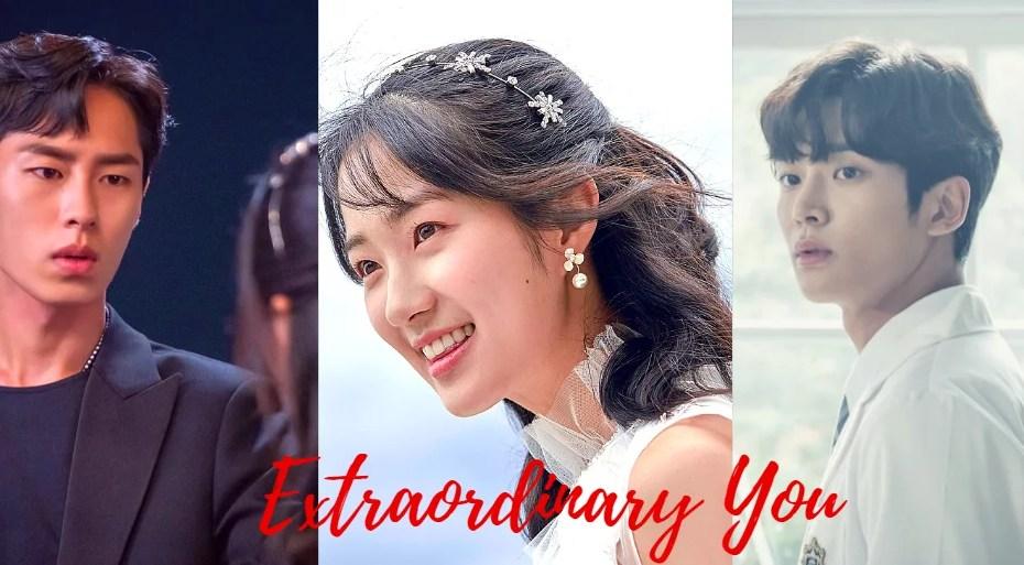 Extraordinary You Episode 13-14