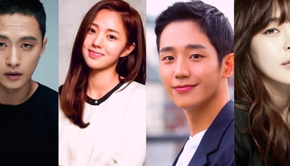 Korean Drama Half Of Half