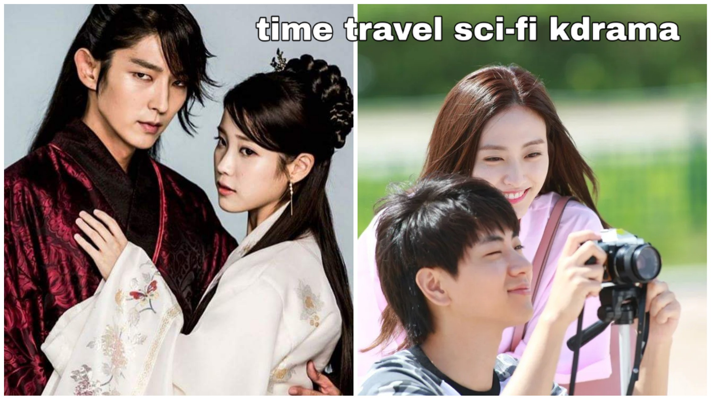 Time Travel & Sci-Fi Korean Drama