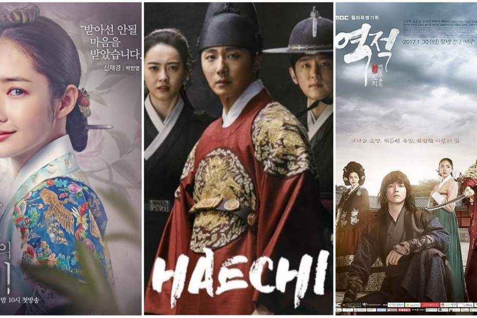 Best Historical KDramas on Viki 2019