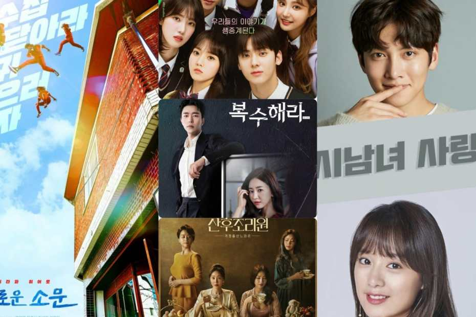 Korean Dramas to Watch in November 2020