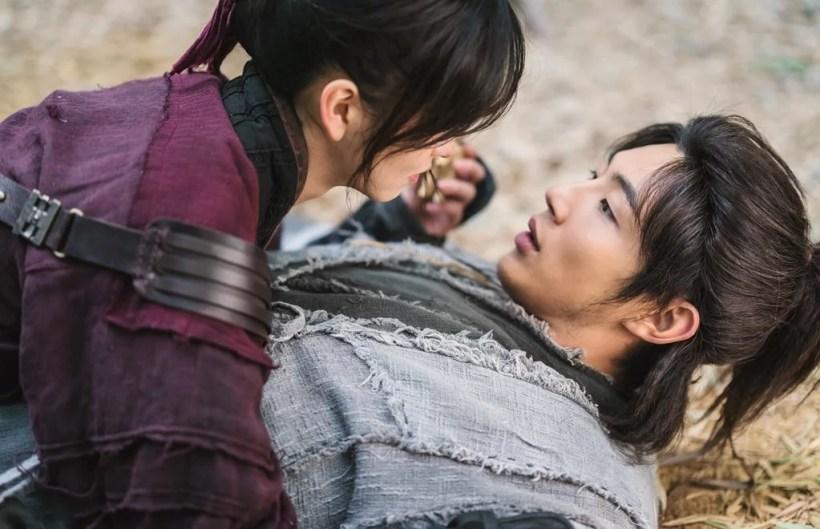 Kim So Hyun and Ji Soo