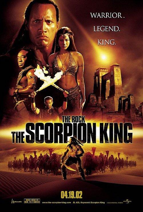 《魔蠍大帝》(The Scorpion King) - DramaQueen電視迷