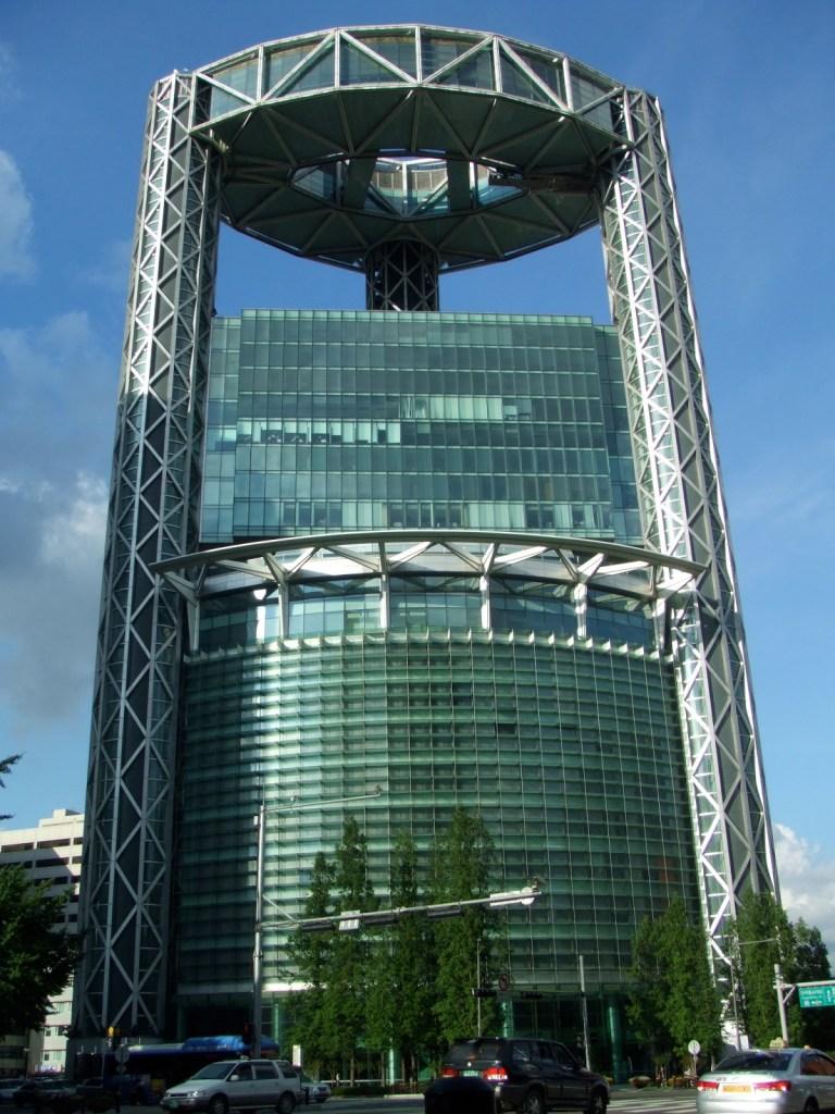 Samsung Life Insurance Building - dramasROK