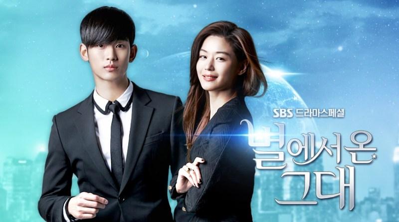 Korean drama review: My Love from the Star (SBS 2014) - dramasROK