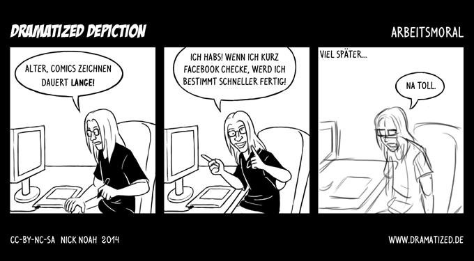 Arbeitsmoral