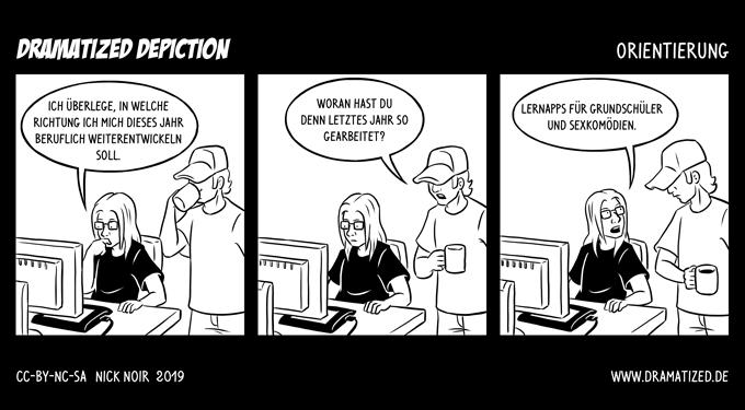 Orientierung