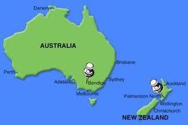 Australie / Nieuw-Zeeland