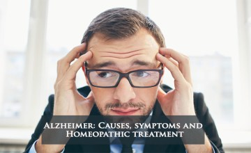 10 best homeopathic medicines for Alzheimer's disease