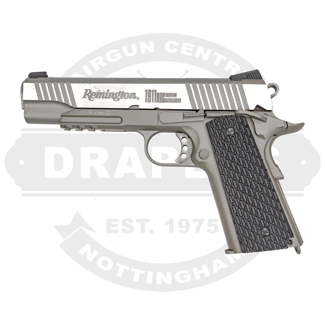 Remington Rac Tactical Silver 4 5mm Bb