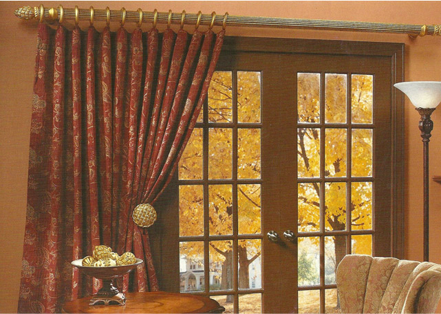 Curtain Rod Placement Ideas Dry Rods 2