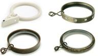 Curtain Rings - Buy Drapery Hardware Rings