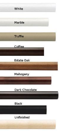 Wood Trend Colors