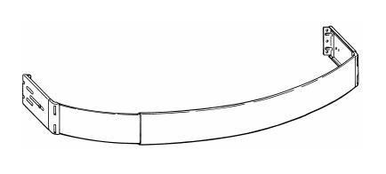Continental Curved Rod