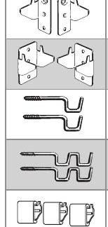 lockseam curtain rod brackets