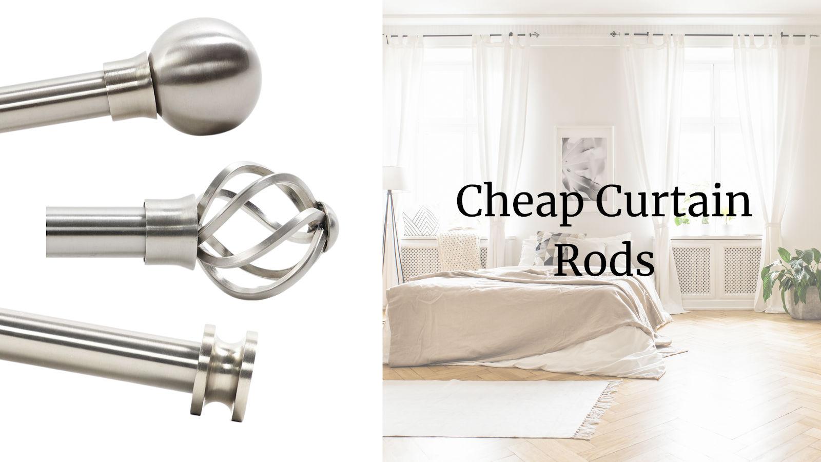 7 tips for choosing a curtain rod