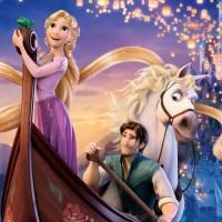 Las Voces de Enredados (Rapunzel)