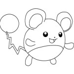 How To Draw Marill