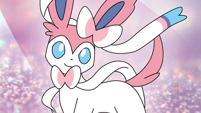 How To Draw Sylveon Draw Central