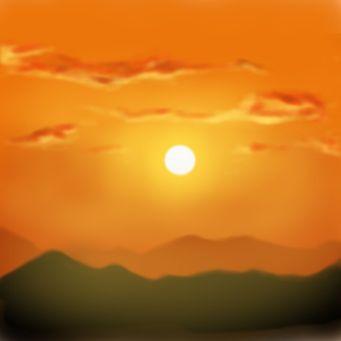 How-To-Paint-A-Sunset (4)