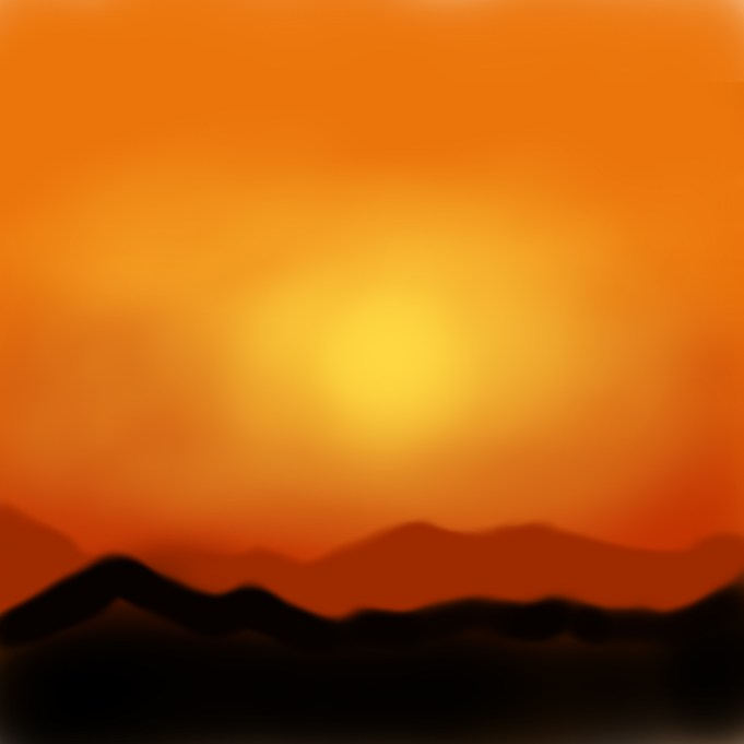 How-To-Paint-A-Sunset (7)