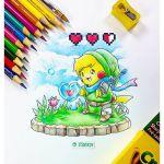 Drawspiration: Itsbirdy