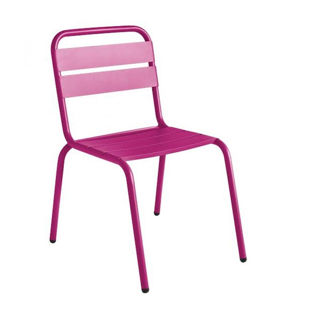 Chaise de jardin design Visalia colore par Drawerfr