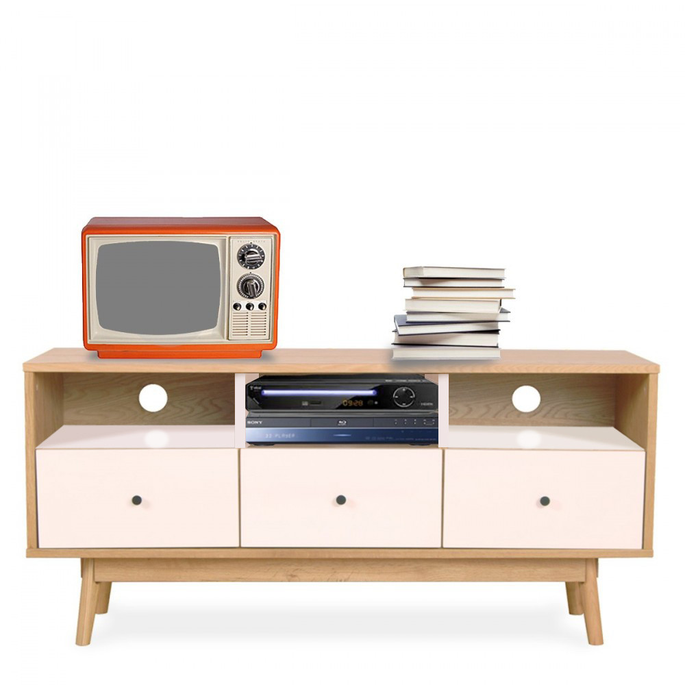 Meuble TV scandinave SKOLL by Drawer