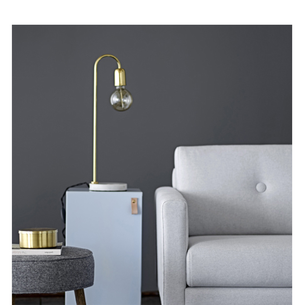 Lampe Poser Design 15 Bloomingville Drawerfr