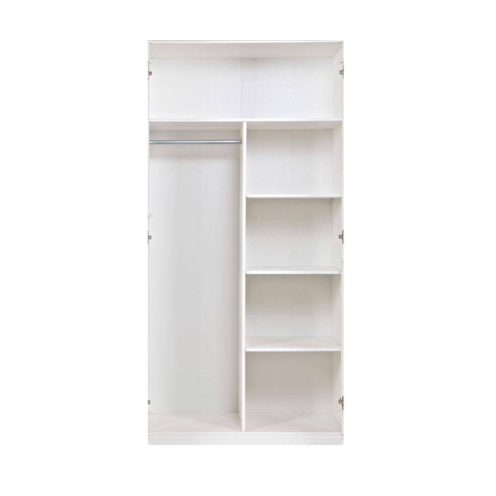 kit amenagement interieur pour armoire sans tiroirs woood connect