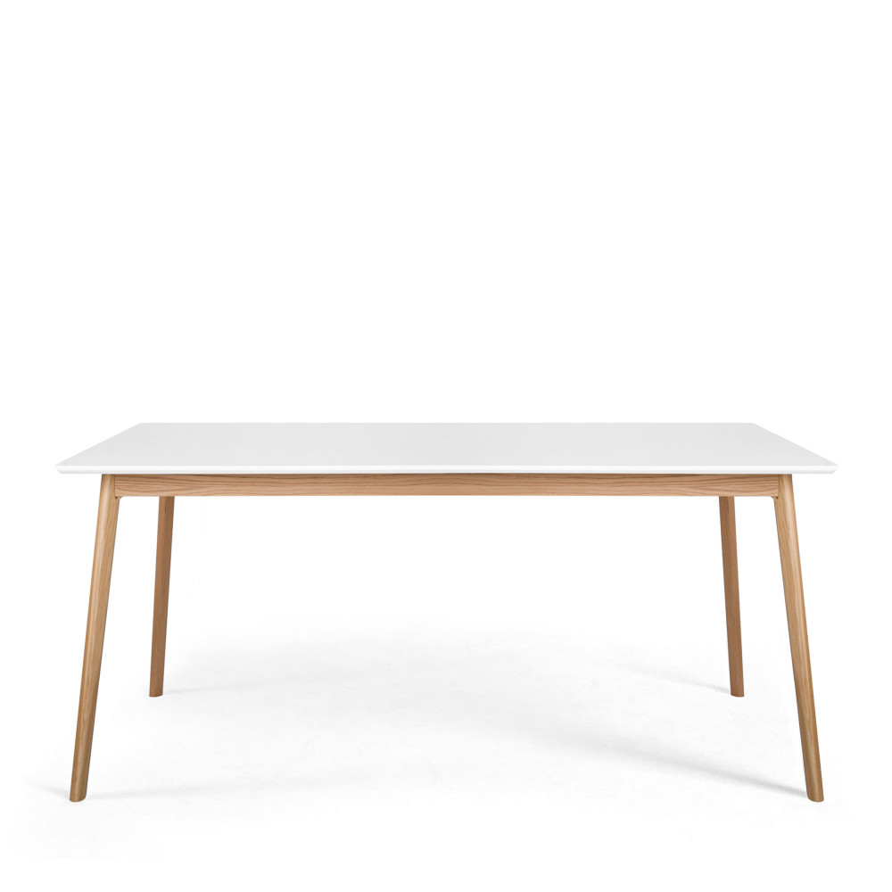 Table Manger Scandinave En Bois Skoll By Drawer