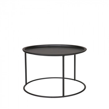 ivar table basse plateau amovible metal l