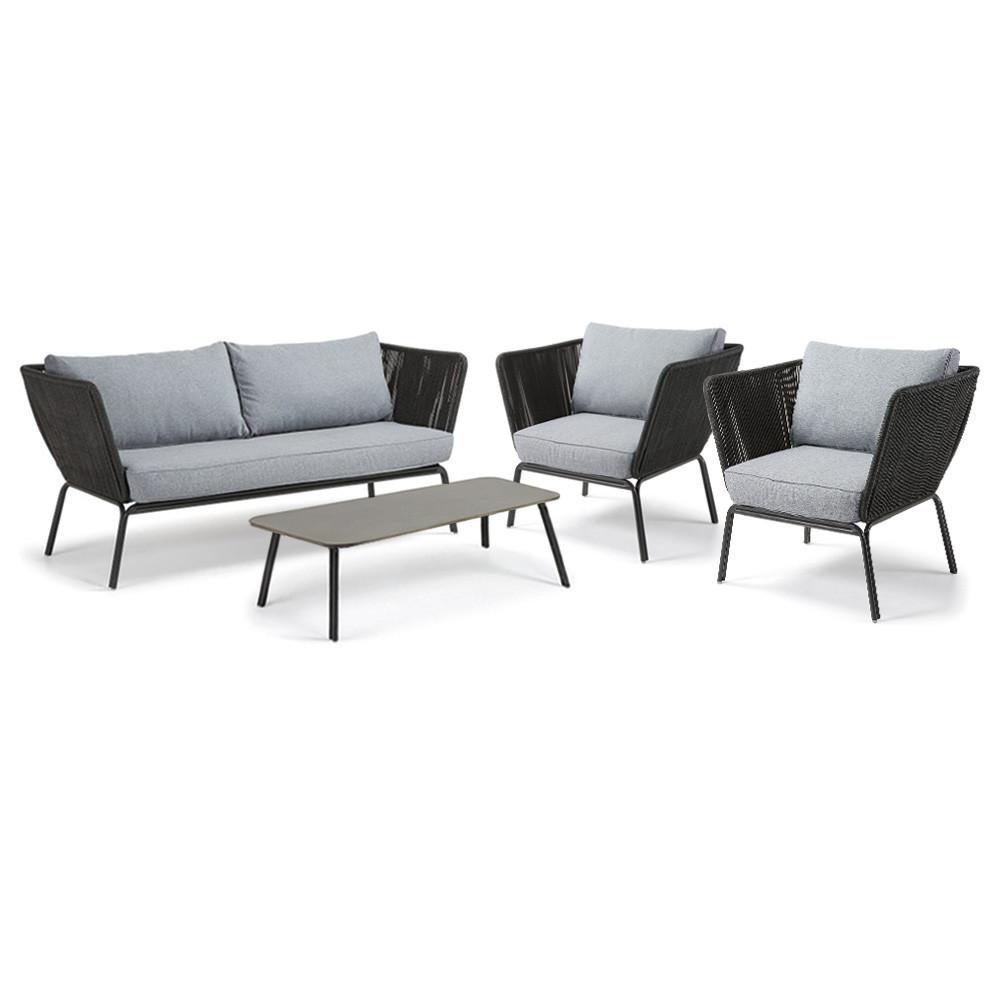 Salon Jardin Lounge Resine - Décoration de maison idées de design d ...