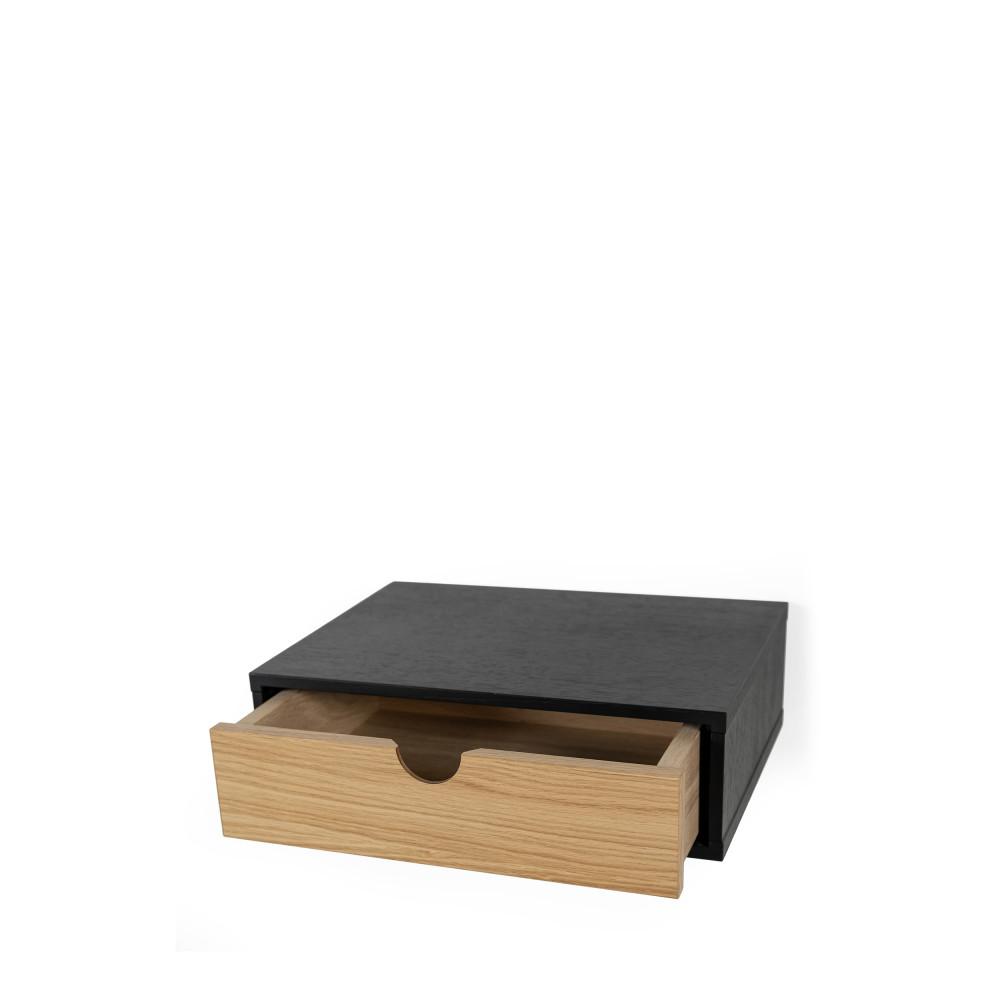 table de chevet murale woodman farsta