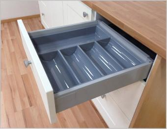 replacement kitchen drawer box faucet shallow blum tandembox draws