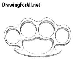 Brass Knuckles Diagram Volkswagen Tiguan Wiring How To Draw Drawingforall Net