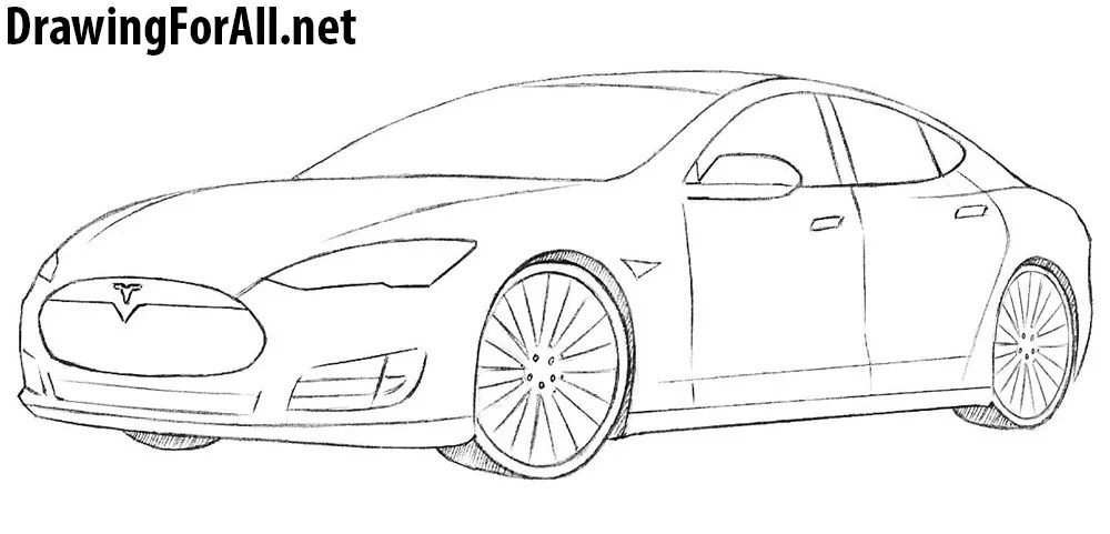 Tesla Model S Electrical Diagram. Tesla. Auto Parts
