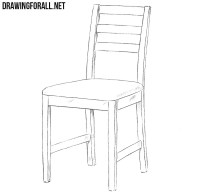How to Draw a Chair | DrawingForAll.net