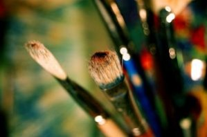 Drawing for Kids Paint Brushes