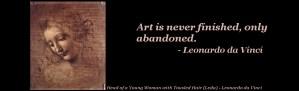 Drawing for Kids Leonardo da Vinci Slide
