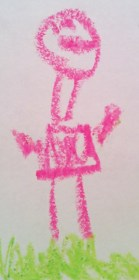 Drawing For Kids Cray-Pas Drawing