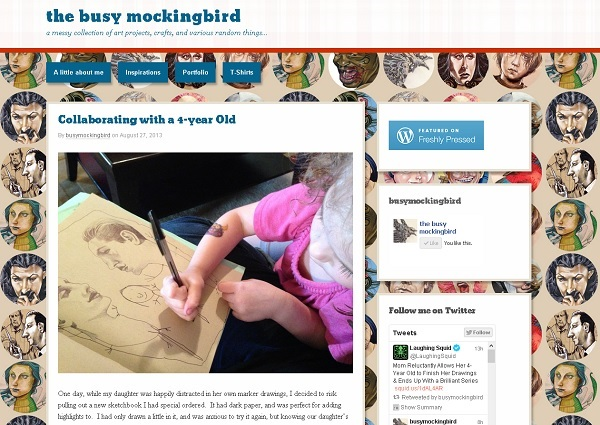 Drawing With Children - Mother & Daughter Artists