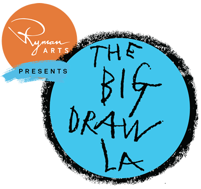Drawing for Kids Big Draw LA logo