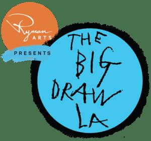 Drawing for Kids Big Draw LA logo