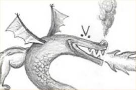 How to Draw Dragons : Drawing Tutorials & Drawing & How to