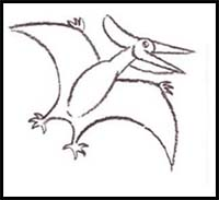 How to Draw Cartoon Dinosaurs & Realistic Dinosaurs