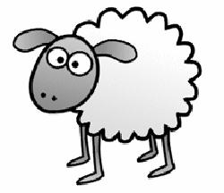 Nerdy Sheep